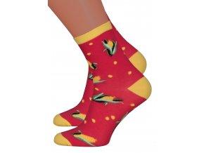 Dámské klasické ponožky Steven 159/41