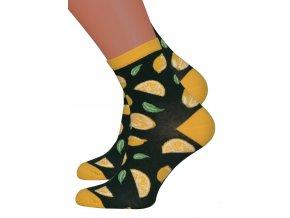 Dámské klasické ponožky Steven 159/63