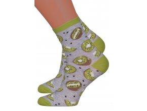 Dámské klasické ponožky Steven 159/69