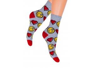 Pánské klasické ponožky  STEVEN 136/036