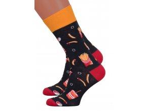 Dámské klasické ponožky 078/136 MORE