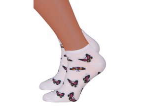 Dámské kotníkové ponožky 114/87 STEVEN