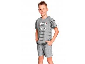 Chlapecké pyžamo Karolek s obrázkem Taro