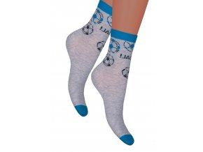 Chlapecké klasické ponožky 014/316 Steven