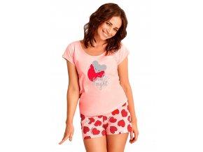 Dámské pyžamo Eva s obrázkem Taro