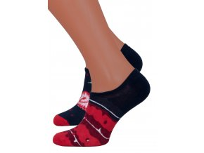 Dámské nízké ponožky 011 MORE