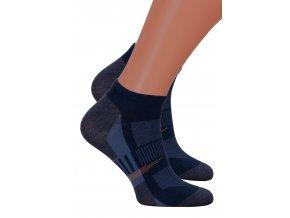 Pánské kotníkové ponožky 101/054 STEVEN
