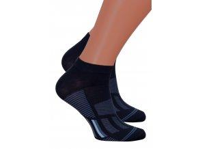Pánské kotníkové ponožky 101/058 STEVEN