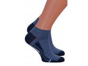 Pánské kotníkové ponožky 101/061 STEVEN