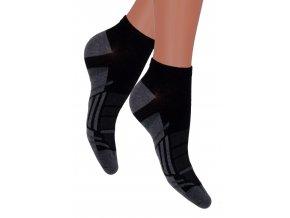 Pánské kotníkové ponožky 101/070 STEVEN