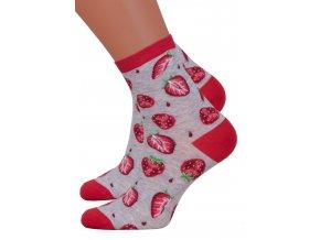 Dámské klasické ponožky Steven 159/72