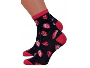 Dámské klasické ponožky Steven 159/73