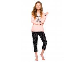 Dívčí pyžamo Gabi s nápisem Dont sleep dream Taro