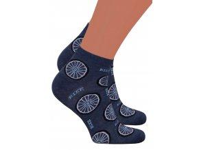 Pánské kotníkové ponožky 025/032 Steven