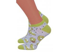 Dámské kotníkové ponožky 114/64 STEVEN