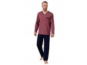 Pánské pyžamo Big Carl 1003 HOTBERG
