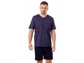 Pánské pyžamo Umberto 1067 HOTBERG