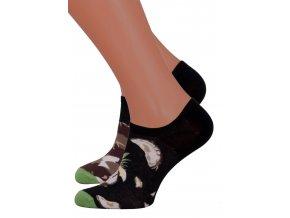 Dámské nízké ponožky 016 MORE