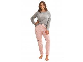 Dámské pyžamo nadměrné velikosti Cora Taro