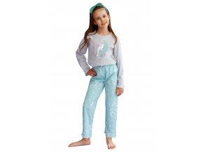 Dívčí pyžamo Livia s obrázkem Taro