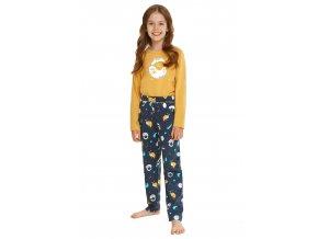 Dívčí pyžamo Sarah s obrázkem a nápisem Taro