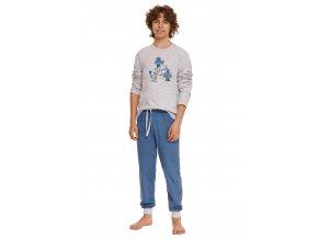 Chlapecké pyžamo Jacob s obrázkem a nápisem Taro