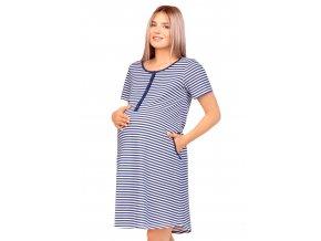Dámská mateřská noční košile 175 Regina