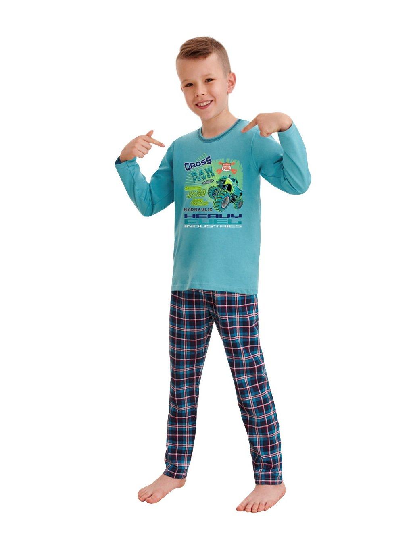 Chlapčenské pyžamo Leo Taro
