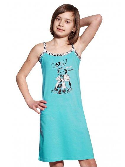 Dievčenská nočná košeľa 169 s obrázkom žirafy Taro
