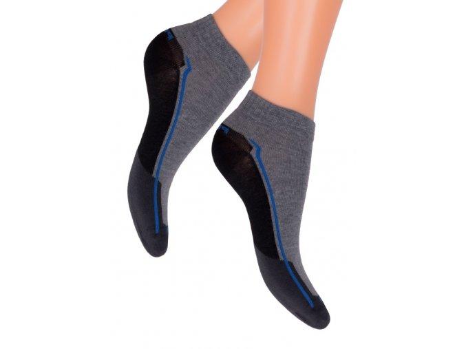 Chlapčenské členkové ponožky 004/158 Steven
