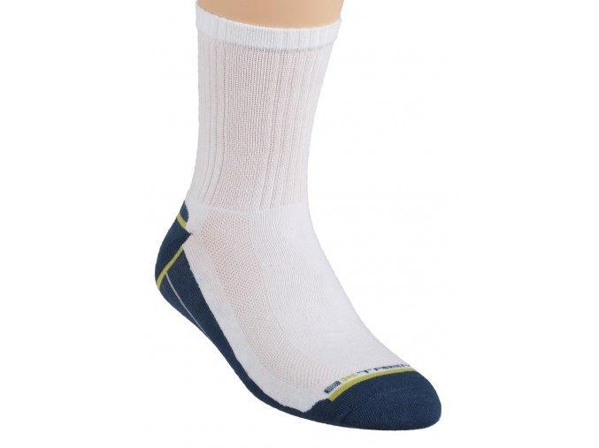 Chlapčenské klasické ponožky polofrofé s nápisom Extreme 020/902 STEVEN