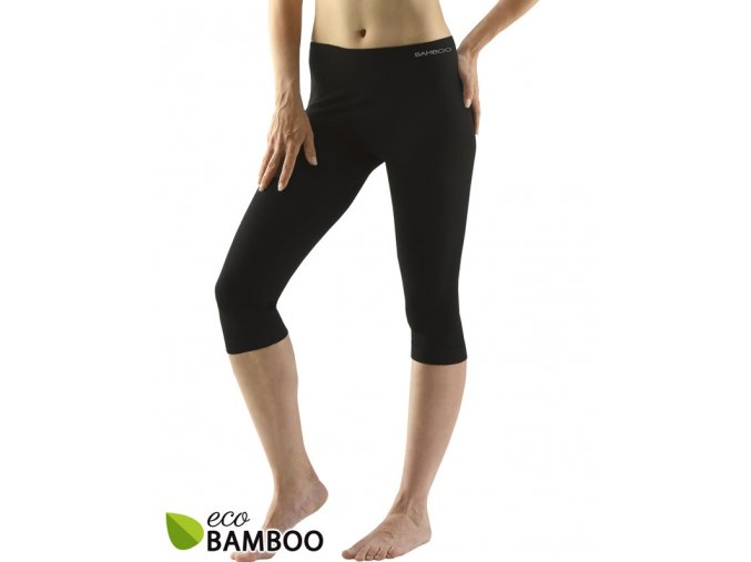 Bambusové legíny capri 95033P