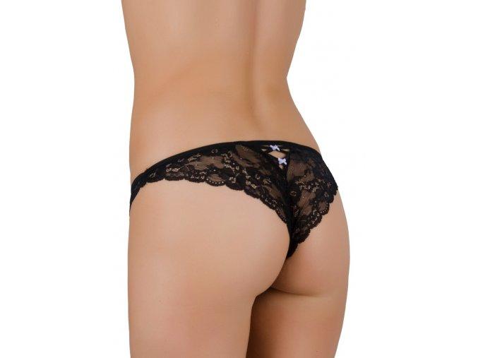 Dámske brazílskej čipkované nohavičky 091 Ewana