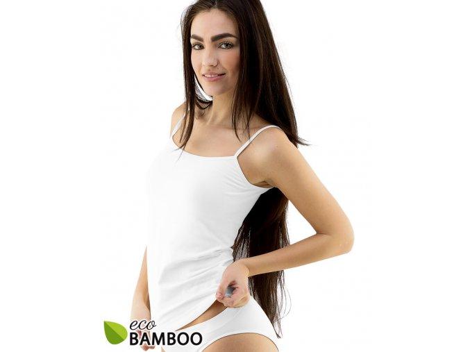 Košieľka bambus 08026P