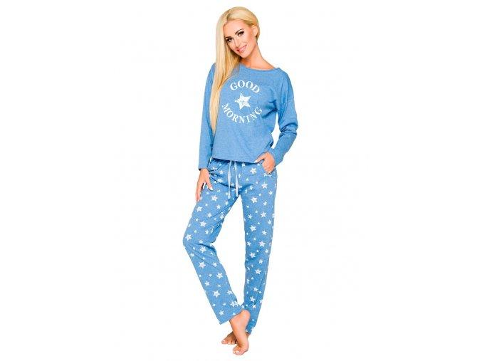 Dámske pyžamo Nadia s nápisom Good morning Taro