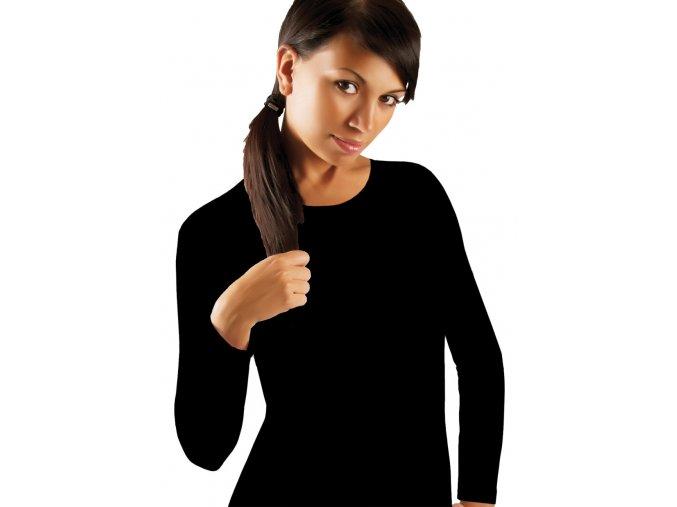 Dámske tričko s dlhým rukávom Veronica Emili