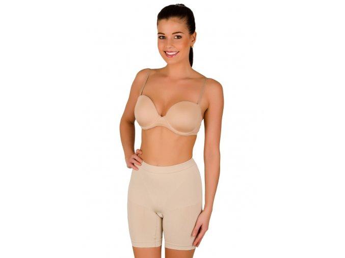 Dámske bezšvové dlhé boxerky vzor 06-50 Hanna Style