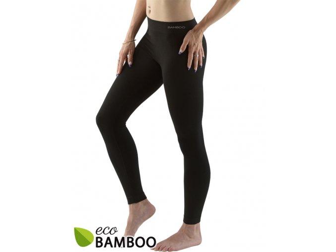 Bambusové legíny dlhé 95031P
