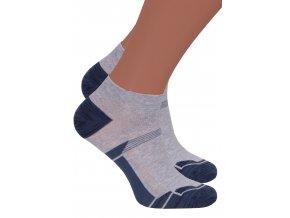 Chlapčenské členkové ponožky 101 / ch030 STEVEN