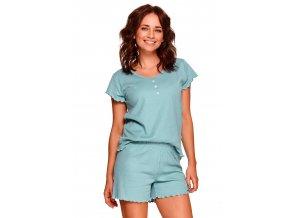 Dámske jednofarebné pyžamo Zoja Taro