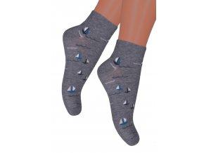 Chlapčenské členkové ponožky 004/172 STEVEN
