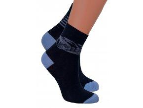Chlapčenské klasické ponožky 014/303 Steven