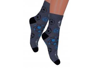 Chlapčenské klasické ponožky 014/320 Steven