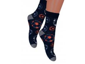 Chlapčenské klasické ponožky 014/321 Steven