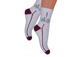 Chlapčenské klasické ponožky 014/325 Steven