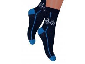 Chlapčenské klasické ponožky 014/327 Steven
