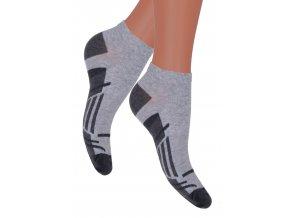 Chlapčenské členkové ponožky 101 / ch069 STEVEN