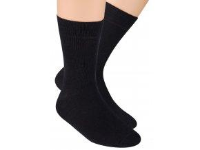 Chlapčenské klasické ponožky jednofarebné