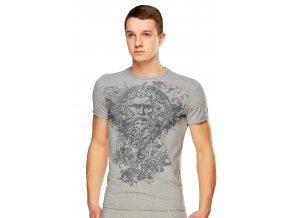 Pánske tričko s obrázkom Tattoo Fabio