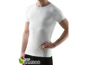 Bambusové tričko pánske, krátky rukáv 58006P